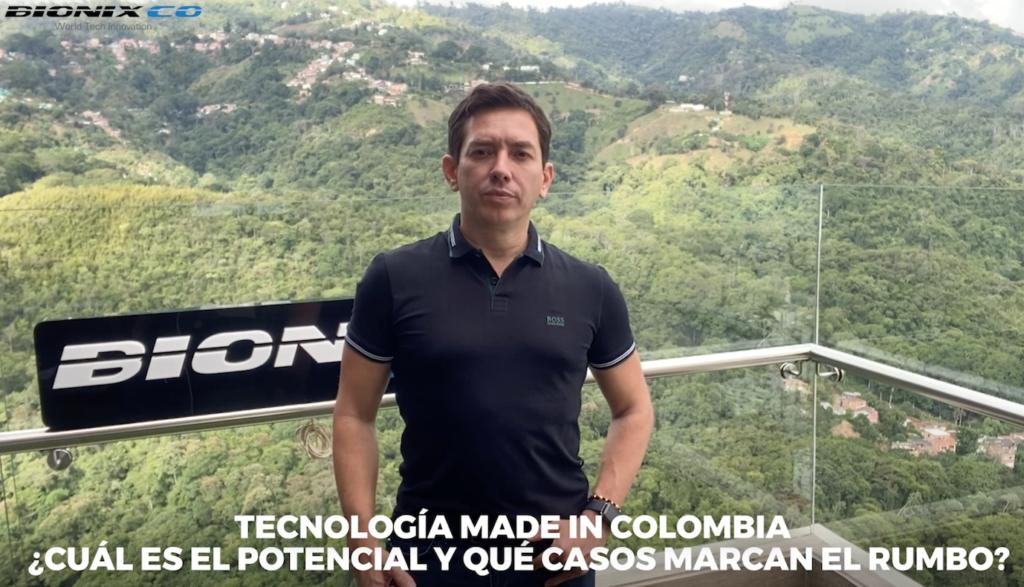 Tecnologia meda in colombia