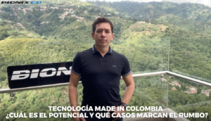 Tecnologia meda in colombia