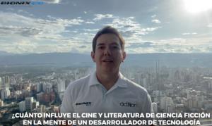 Cine y literatura en la mente de un desarrollador